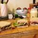 Sandwiches for Ben Todd